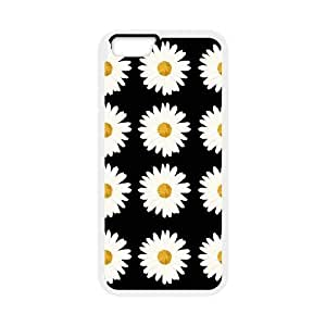 "Daisy Customized Case for Iphone6 Plus 5.5"", New Printed Daisy Case"