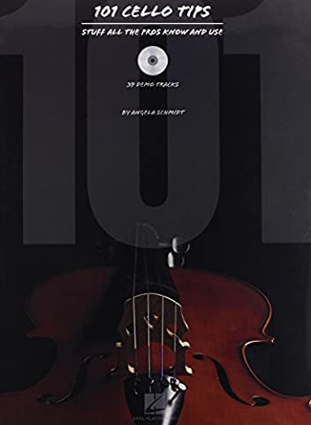 101 CELLO TIPS BK/CD STUFF ALL THE PROS KNOW AND USE (Learning Cello Dvd)