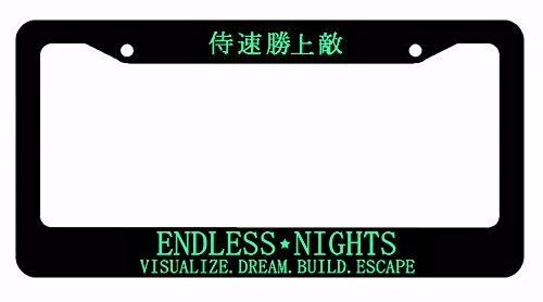 lowered license plate frame - 9