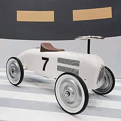 Andador Pasos de metal Andador de coches Equilibrio del juguete ...