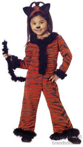 (Tiny Toddler Tiger Costume (Toddler)