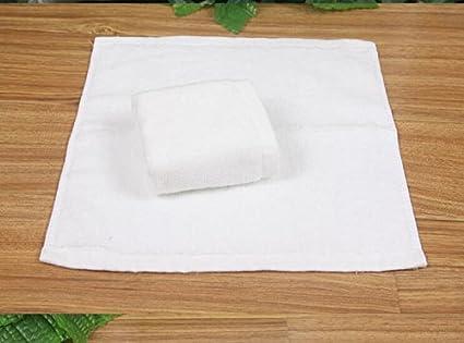 8eace4937c Amazon.com: Travel Towel - 10pcs Lot 23 23cm 20g Wholesale Cotton ...