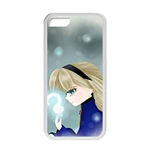 MEIMEISVF Frozen Anna Design Best Seller High Quality Phone Case For ipod touch 4LINMM58281