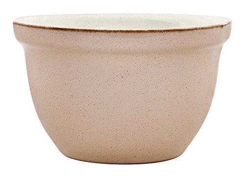 (Denby Heritage Piazza HERB Pot, Stone, Blush Pink, 9.3 x 9.3 x 15.3 cm )