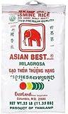 Asian Best Jasmine Rice, 25 Pound