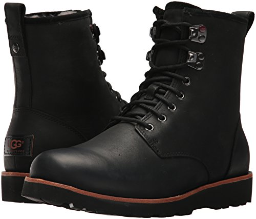 UGG Men's Hannen Tl Winter Boot, Black, 9 M US