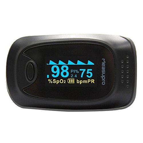 MeasuPro-Instant-Read-Digital-Pulse-Oximeter-Oxygen-Sensor-and-Pulse-Rate-Monitor-with-Carry-Case-and-Lanyard