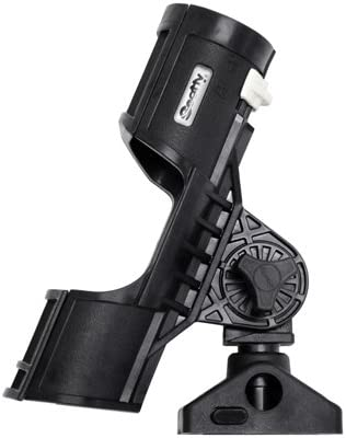 Scotty 400-BK Orca Rod Holder w 241L Side Deck Mount