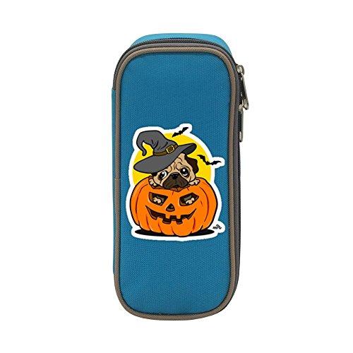 Yumiyah Cute Halloween Pug Kids 3D Digital Print