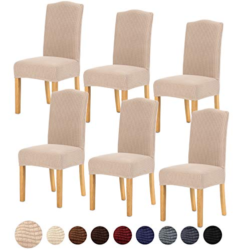 dining chair covers set of 6 - 4