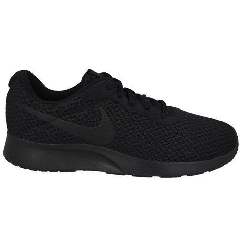 NIKE Mens Tanjun Running Sneaker Black/Anthracite/Black 10.5