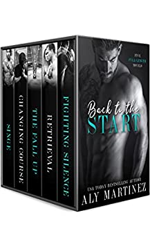 Back To The Start Box Set: Five Full-Length Novels by [Martinez, Aly]