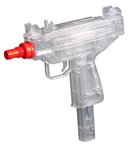 Crosman-Sector-11-S1WITPSC-Witness-Single-Shot-Spring-Power-Airsoft-Pistol-with-Fixed-Sights-Clear