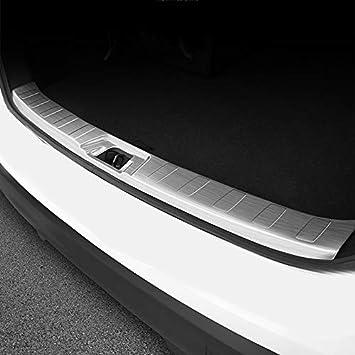 High Flying Für Qashqai J11 2014 2020 Interieur Kofferraum Ladekantenschutz Stylingleisten Edelstahl Auto
