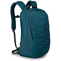 Osprey Axis 18, Unisex Everyday & Commute Pack - Ethel Blue O/S