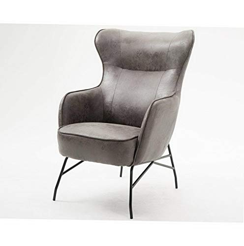 Amazon.com: Hebel Franky Badlands Accent Chair | Model ...