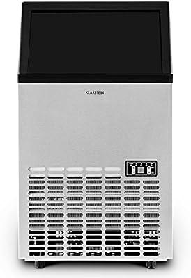 Klarstein Powericer ECO Máquina de hielo (400W potencia, 45kg ...
