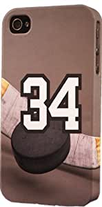 iphone covers Baseball Sports Fan Player Number 34 Plastic Snap On Decorative Iphone 5c Case WANGJING JINDA
