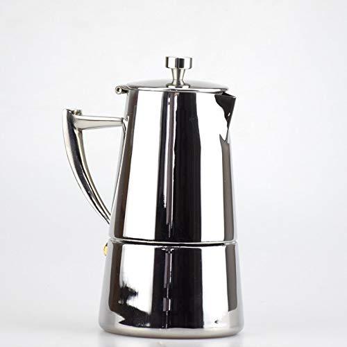 AZYJBF Cafetera Espresso, Cafetera Espresso, Cafetera Olla ...