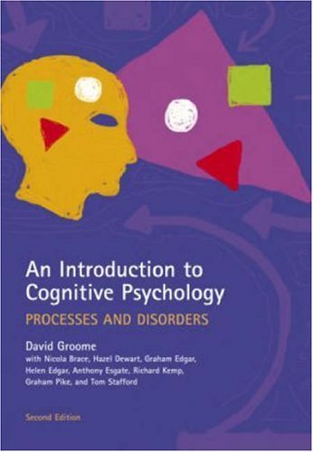 An Introduction to Cognitive Psychology: Processes and disorders by Groome, David (2014) Paperback