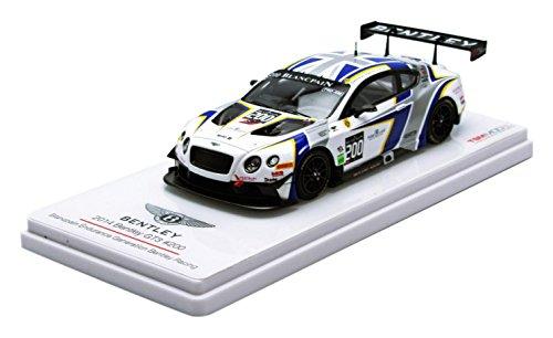 1/43 ベントレーGT3 ジェネレーション ベントレー レーシング 2014 イギリスGP TSM154355