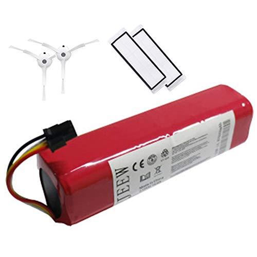 SovelyBoFan Recargable para Mijia Robot BateríA 2Pcs Cepillo ...