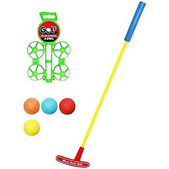 "Amazon.com: SOWOFA Classical Outdoor Sport Toy 23"" Golf Kits Accessory Play Set Toys w/ 1 Golf"