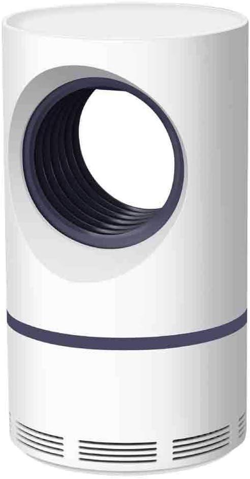 HMJY Aspirador de lámpara para Mosquitos, USB Photocatalyst ...