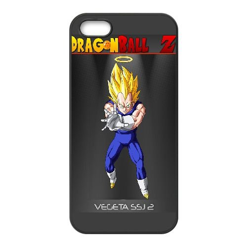 Vegeta Dragon Ball Z RQ85TG4 coque iPhone 4 téléphone cellulaire 4S cas coque H4EN8P2MY