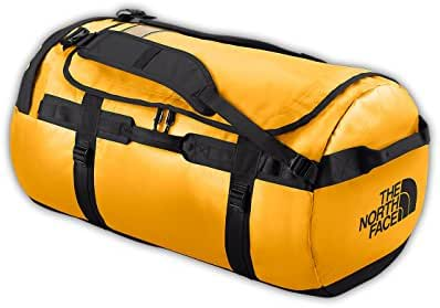 The North Face Base Camp Duffel - Medium - Summit Gold/TNF Black