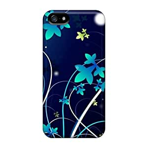 Collect Saving Snap On Hard Case Cover Graffiti Flowers Protector For Iphone 5/5s