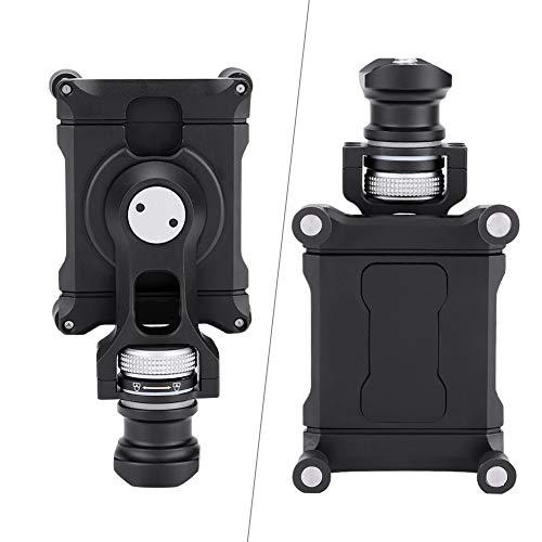 EBTOOLS Ligero Clip de Soporte para Tel/éfono Inteligente Estabilizador Clip de Soporte de Extensi/ón para Tel/éfono M/óvil Adecuado para Feiyu G6 Plus Estabilizador,Aleaci/ón de Aluminio
