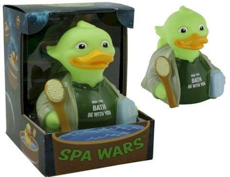 CelebriDucks Spa Wars RUBBER DUCK Costume Quacker Bath Toy