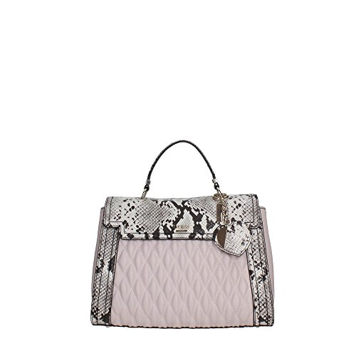 Guess handbag MARISA top handle flap powder multi