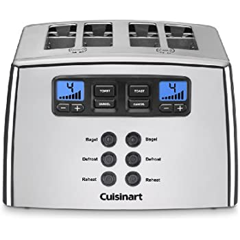 Amazon Com Cuisinart Cpt 440ch Touch To Toast Leverless 4