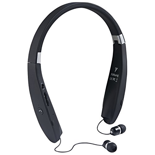 Bluetooth Headphones Retractable FoYoung Sweatproof product image