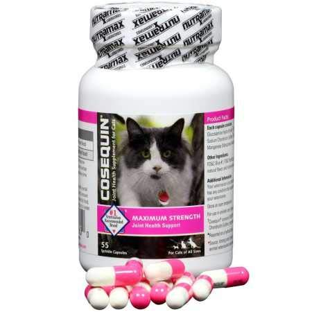 Cosequin - Pet - Cosequin For Cats - 55 capsules