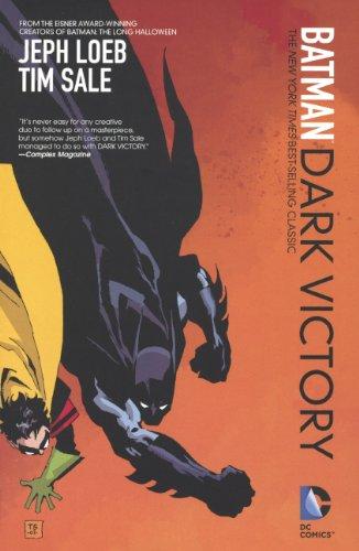 Download Batman: Dark Victory (Turtleback School & Library Binding Edition) pdf epub
