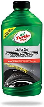 Turtle Wax T-415 Premium Grade Rubbing Compound