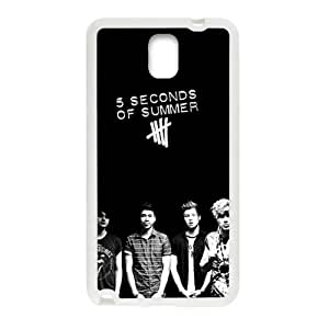 Warm-Dog 5 seconds of summer on Cell Phone Case for Samsung Galaxy Note3