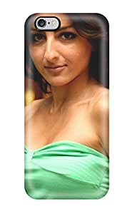 Iphone Case - Tpu Case Protective For Iphone 6 Plus- Amazing Soha Ali Khan Hot In Green Dress