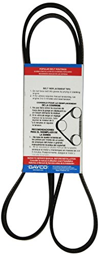 Dayco 5050580 Serpentine Belt