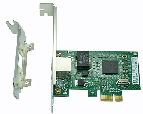 Broadcom Chipset Bcm5751 Nic Low Profile Gigabit 10 100 1000M Pci E Desktop Network Card