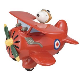 Snoopy Flying Ace Cookie Jar Limited Edition (Limited Edition Cookie Jar)