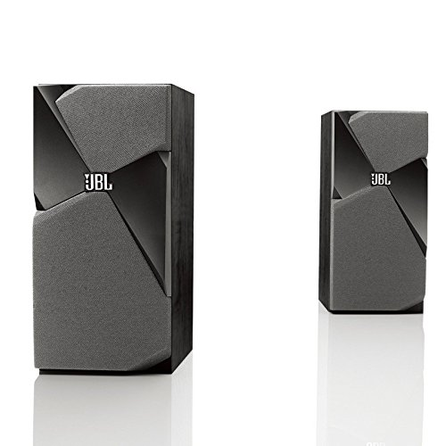 JBL Studio 130 4-Inch Bookshelf Loudspeaker (Pair,...