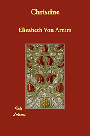 book cover of Christine