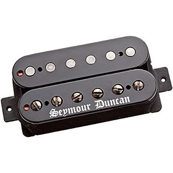 Amazon.com: Seymour Duncan Black Winter Set Humbucker Guitar Pickup ...