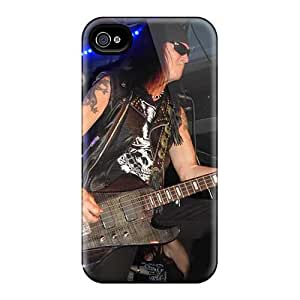 Iphone 4/4s VRa2490fmru Customized Fashion Guns N Roses Series Great Cell-phone Hard Cover -ColtonMorrill