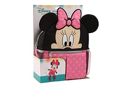 Disney Minnie Mini Backpack with Safety Harness Straps for Toddlers with 3D  Ears 5a5deeede2b63