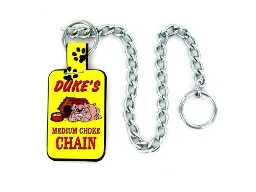 Bulk Buys DI011-96 Medium Metal Choke Chain for Smaller Dogs - Pack of 96